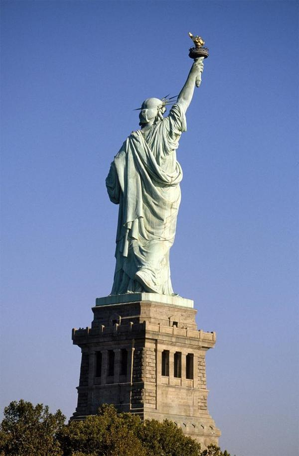 Frederic Auguste Bartholdi, Liberty 